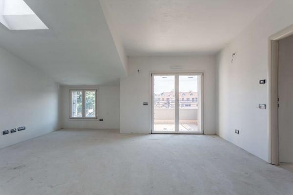 Appartamento in vendita a Cernusco sul Naviglio, Con giardino, 231 mq - Foto 18