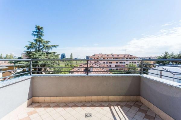 Appartamento in vendita a Cernusco sul Naviglio, Con giardino, 231 mq - Foto 29