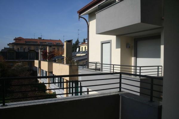Appartamento in vendita a Cernusco sul Naviglio, Con giardino, 231 mq - Foto 7