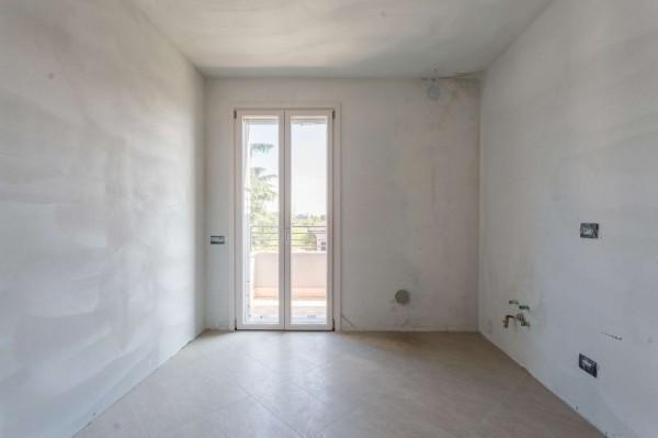 Appartamento in vendita a Cernusco sul Naviglio, Con giardino, 231 mq - Foto 28