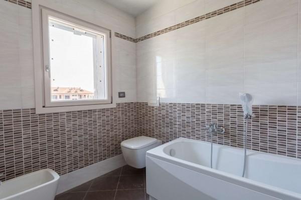 Appartamento in vendita a Cernusco sul Naviglio, Con giardino, 231 mq - Foto 10