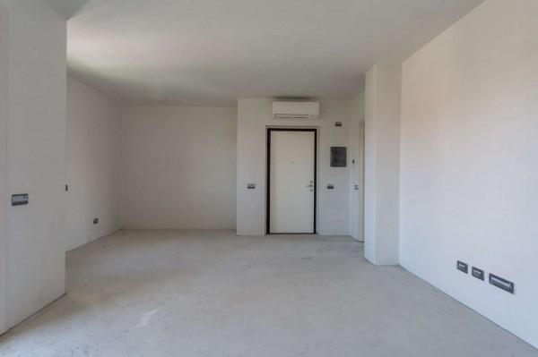 Appartamento in vendita a Cernusco sul Naviglio, Con giardino, 231 mq - Foto 30