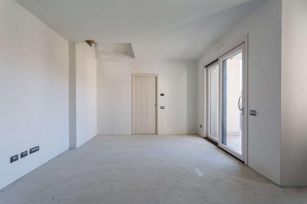 Appartamento in vendita a Cernusco sul Naviglio, Con giardino, 231 mq - Foto 33