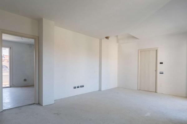 Appartamento in vendita a Cernusco sul Naviglio, Con giardino, 231 mq - Foto 20