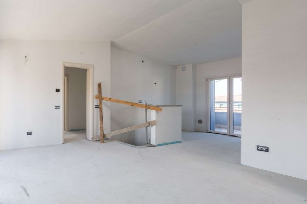 Appartamento in vendita a Cernusco sul Naviglio, Con giardino, 231 mq - Foto 19