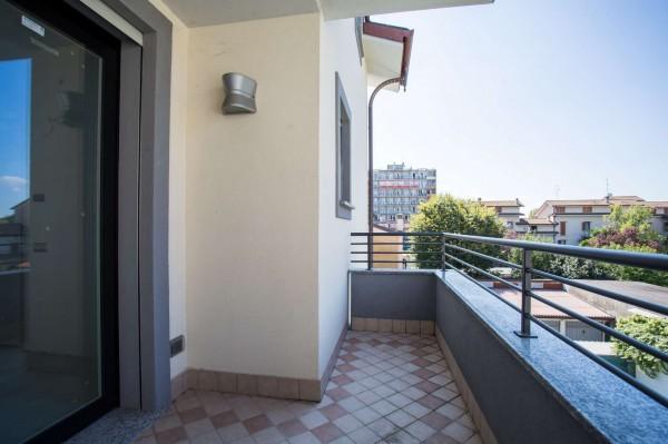Appartamento in vendita a Cernusco sul Naviglio, Con giardino, 231 mq - Foto 26