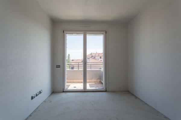 Appartamento in vendita a Cernusco sul Naviglio, Con giardino, 231 mq - Foto 22