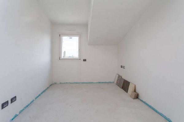 Appartamento in vendita a Cernusco sul Naviglio, Con giardino, 231 mq - Foto 12