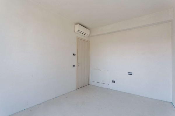 Appartamento in vendita a Cernusco sul Naviglio, Con giardino, 231 mq - Foto 21