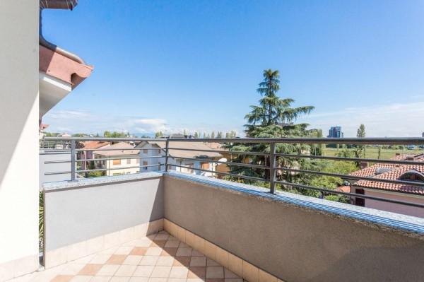Appartamento in vendita a Cernusco sul Naviglio, Con giardino, 231 mq - Foto 8