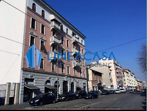 Appartamento in vendita a Milano, Piazza Abbiategrasso, Con giardino, 55 mq - Foto 3