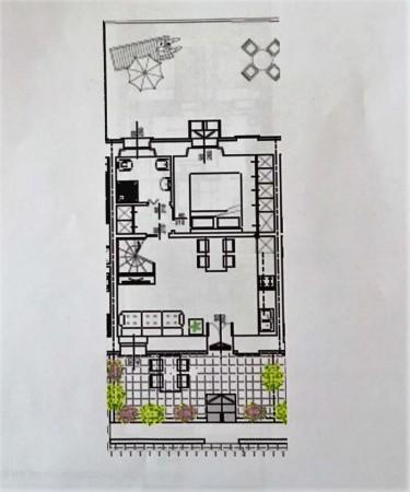 Appartamento in vendita a Milano, Piazza Abbiategrasso, Con giardino, 55 mq - Foto 27