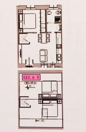 Appartamento in vendita a Milano, Piazza Abbiategrasso, 67 mq - Foto 9