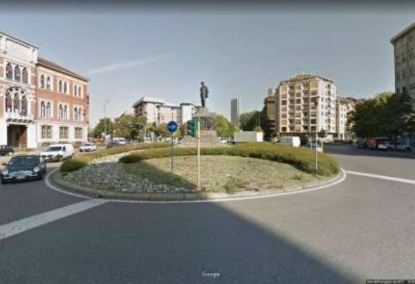 Appartamento in affitto a Milano, Buonarroti, Con giardino, 120 mq