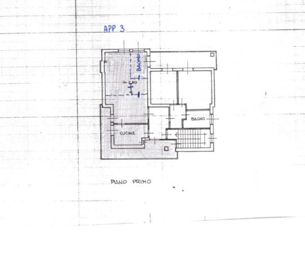 Appartamento in affitto a Somma Lombardo, Arredato, 55 mq - Foto 2