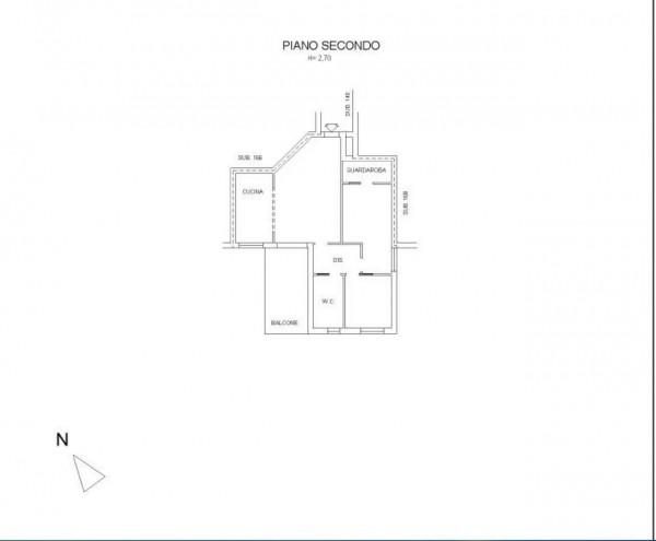 Appartamento in vendita a Campi Bisenzio, La Madonnina, Con giardino, 81 mq - Foto 3