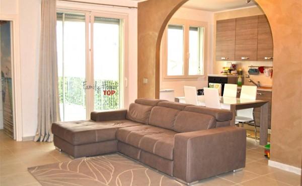 Appartamento in vendita a Campi Bisenzio, La Madonnina, Con giardino, 81 mq
