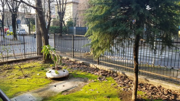 Appartamento in vendita a Desio, Zona Parco / Confine Muggio', Con giardino, 70 mq - Foto 12