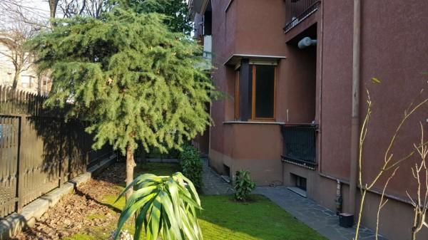 Appartamento in vendita a Desio, Zona Parco / Confine Muggio', Con giardino, 70 mq - Foto 5
