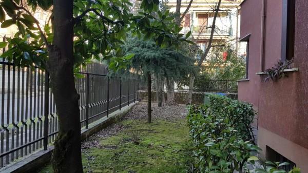 Appartamento in vendita a Desio, Zona Parco / Confine Muggio', Con giardino, 70 mq - Foto 4
