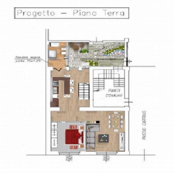 Appartamento in vendita a Milano, Con giardino, 100 mq - Foto 2