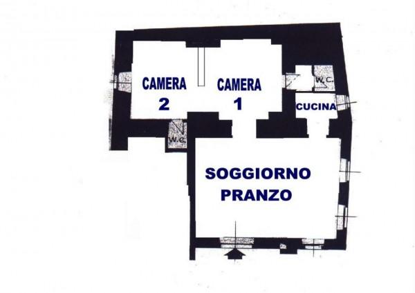 Appartamento in affitto a Sauze d'Oulx, Centro, Arredato, 80 mq - Foto 2