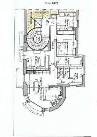 Rustico/Casale in vendita a Genova, Centro, 145 mq - Foto 31