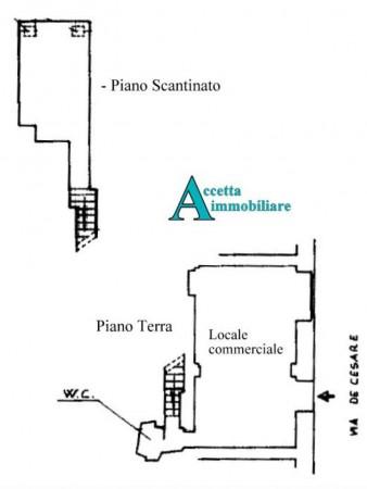 Negozio in affitto a Taranto, Centrale, 65 mq - Foto 2