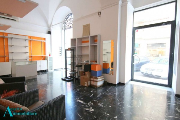 Negozio in affitto a Taranto, Centrale, 65 mq - Foto 7
