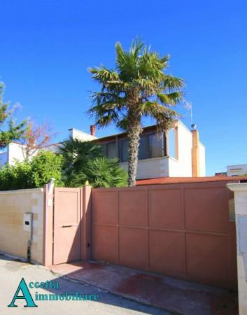 Villa in vendita a Taranto, Residenziale, Con giardino, 82 mq - Foto 3