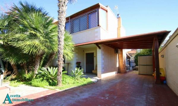 Villa in vendita a Taranto, Residenziale, Con giardino, 82 mq