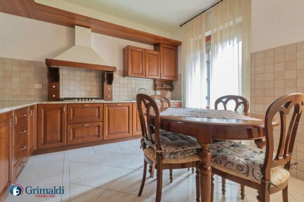 Appartamento in vendita a Milano, Arredato, con giardino, 150 mq - Foto 31