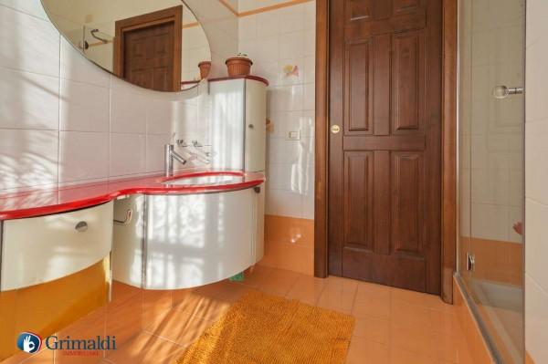 Appartamento in vendita a Milano, Arredato, con giardino, 150 mq - Foto 24