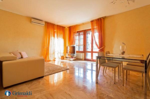 Appartamento in vendita a Milano, Arredato, con giardino, 150 mq