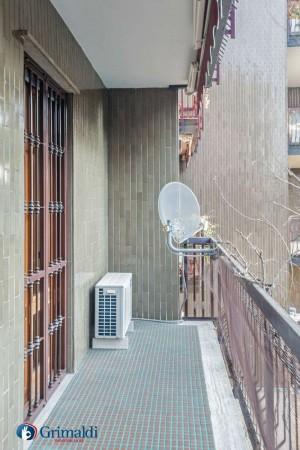 Appartamento in vendita a Milano, Arredato, con giardino, 150 mq - Foto 10