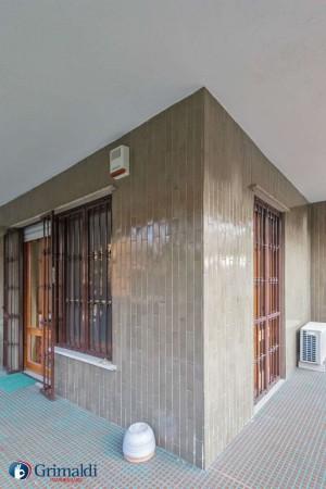 Appartamento in vendita a Milano, Arredato, con giardino, 150 mq - Foto 4