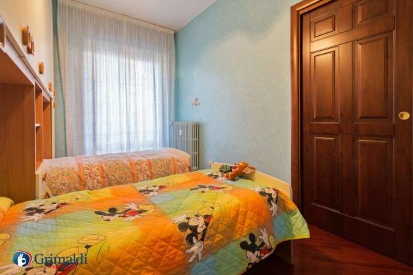 Appartamento in vendita a Milano, Arredato, con giardino, 150 mq - Foto 14