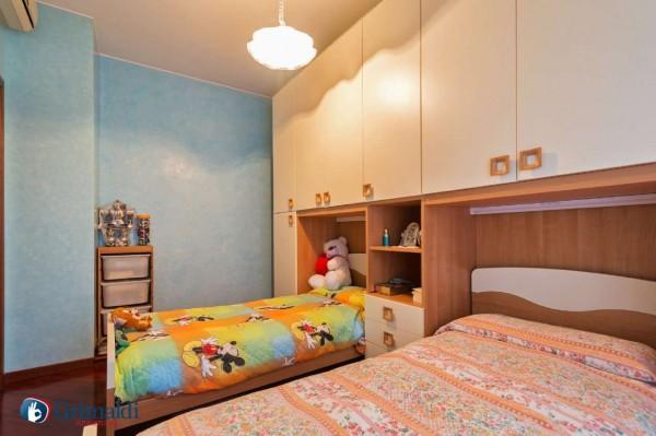 Appartamento in vendita a Milano, Arredato, con giardino, 150 mq - Foto 15