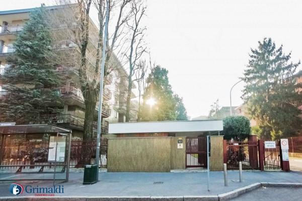 Appartamento in vendita a Milano, Arredato, con giardino, 150 mq - Foto 33