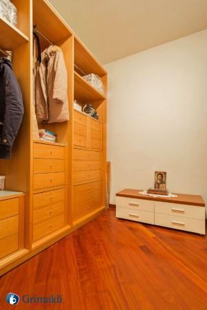 Appartamento in vendita a Milano, Arredato, con giardino, 150 mq - Foto 18