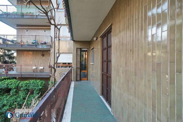 Appartamento in vendita a Milano, Arredato, con giardino, 150 mq - Foto 8