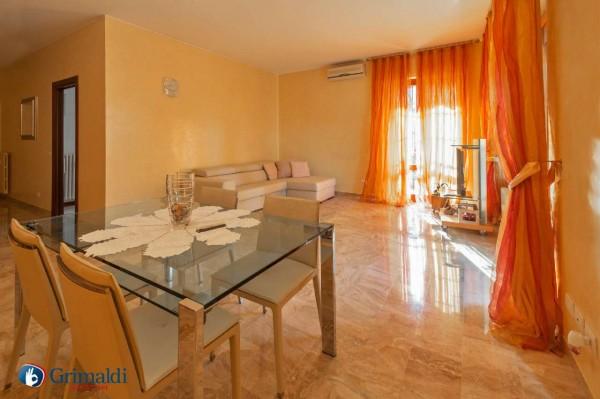 Appartamento in vendita a Milano, Arredato, con giardino, 150 mq - Foto 28