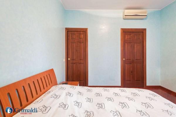 Appartamento in vendita a Milano, Arredato, con giardino, 150 mq - Foto 20