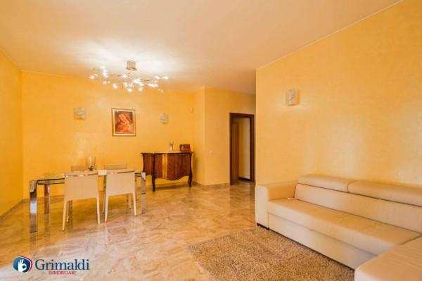 Appartamento in vendita a Milano, Arredato, con giardino, 150 mq - Foto 27