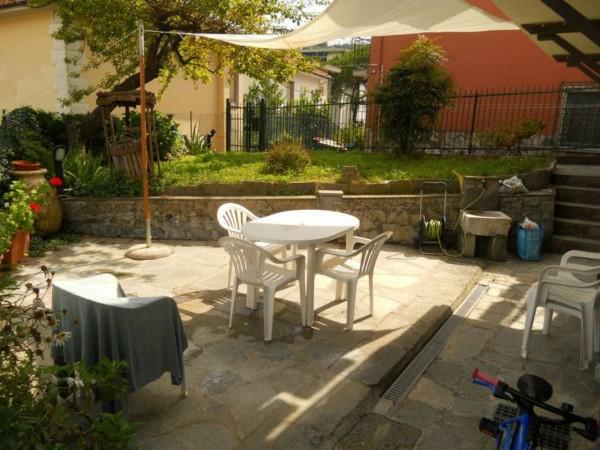 Appartamento in vendita a Rapallo, Golf, Con giardino, 120 mq