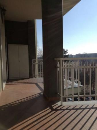 Appartamento in vendita a Torino, Parco Rignon, Con giardino, 90 mq - Foto 9