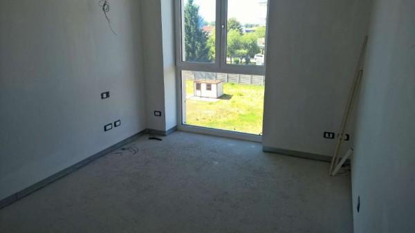 Appartamento in affitto a Magenta, Residenziale, Con giardino, 150 mq - Foto 4