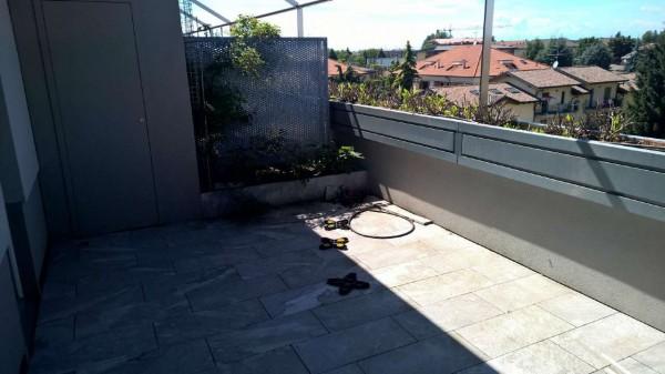 Appartamento in affitto a Magenta, Residenziale, Con giardino, 150 mq - Foto 13