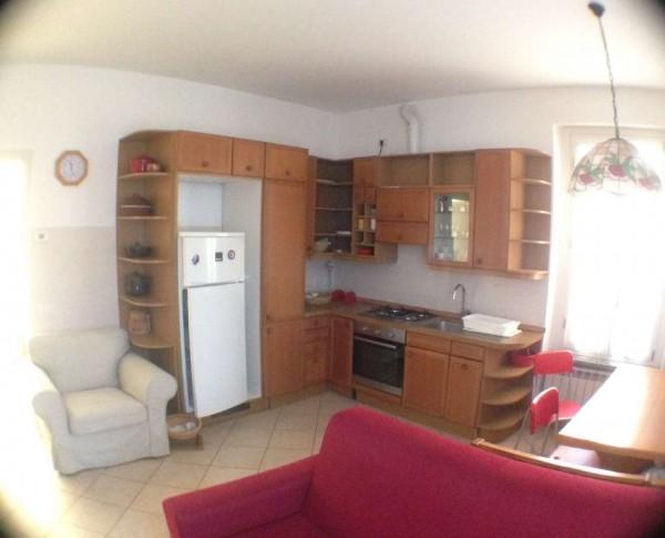 Appartamento in affitto a Gallarate, Arredato, con giardino, 65 mq - Foto 9