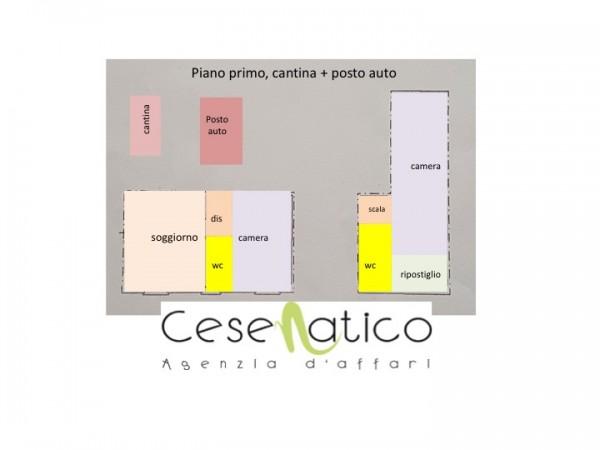Appartamento in vendita a Cesenatico, 75 mq - Foto 2